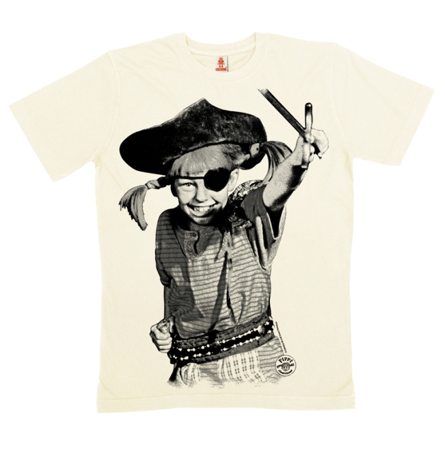 PIPPI - PIRATE white | XL