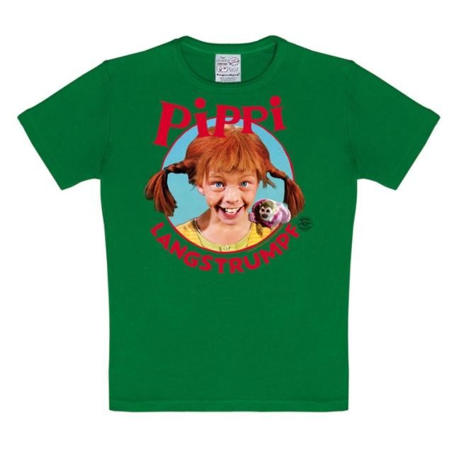PIPPI - PORTRAIT green | 140