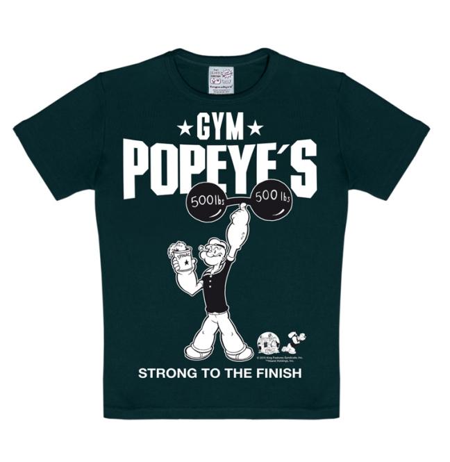 POPEYE - POPEYE'S GYM