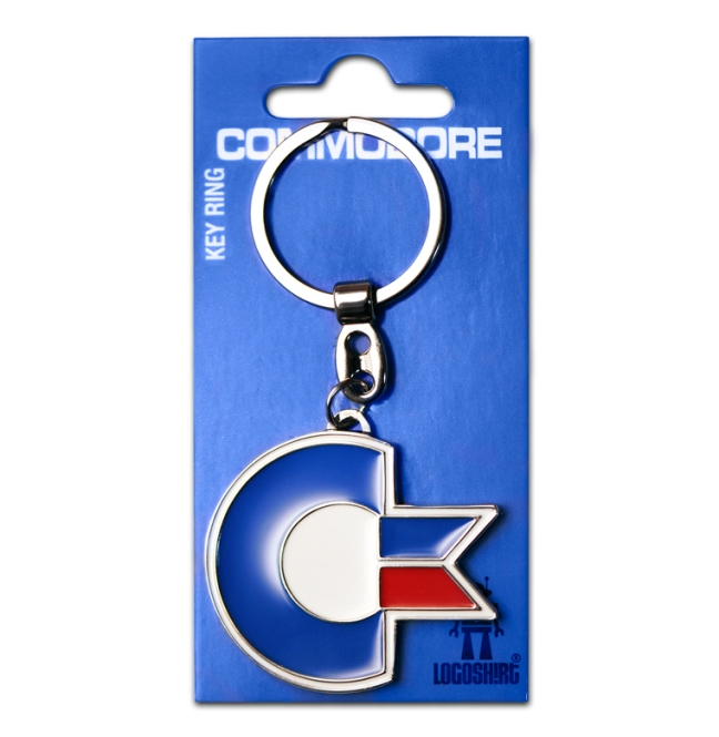 COMMODORE - LOGO farbig | OS