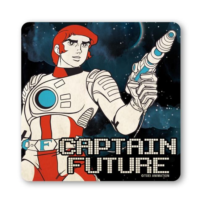 CAPTAIN FUTURE black | OS