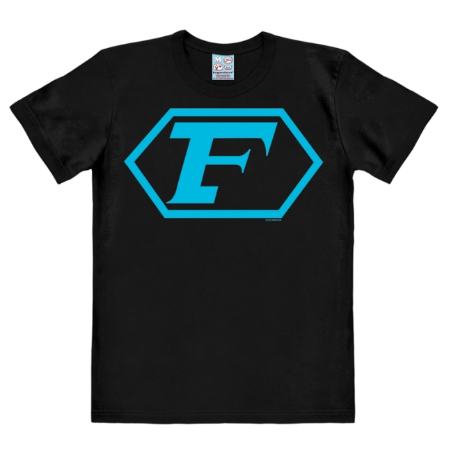 CAPTAIN FUTURE - LOGO black | XL