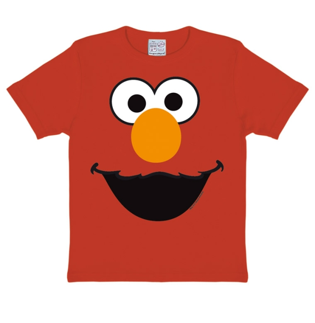 SESAME ST. FACES - ELMO