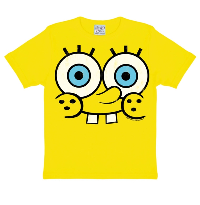 SPONGEBOB - FACE