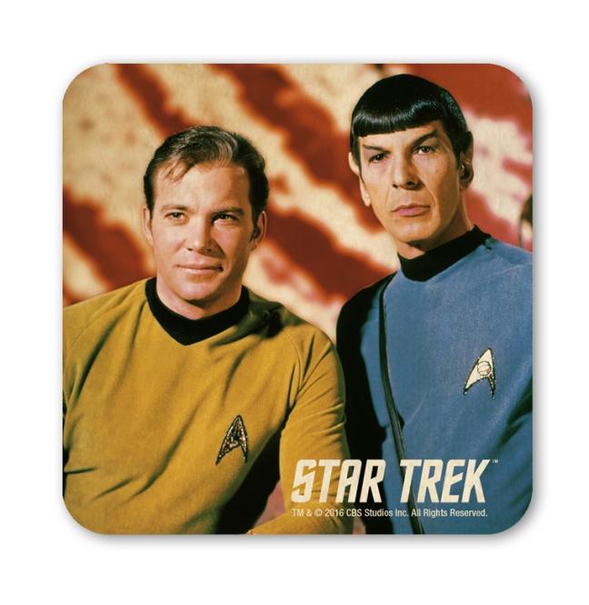 star trek - kirk and spock