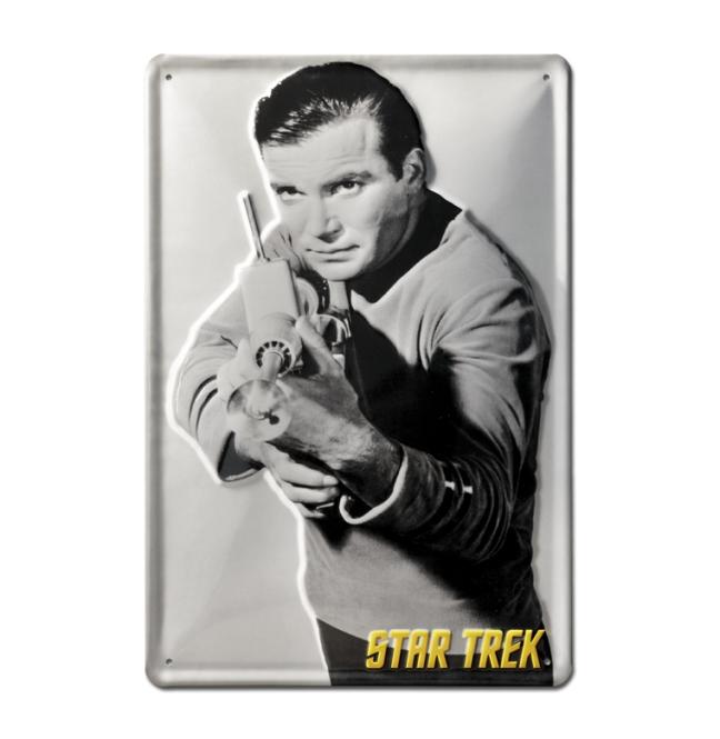 STAR TREK - KIRK SHOOTS