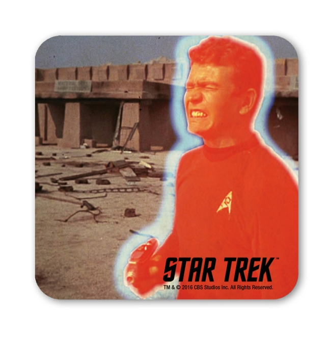 Star Trek - Redshirt Death