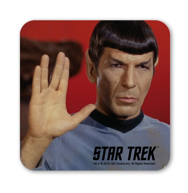 STAR TREK - SPOCK - LIVE LONG