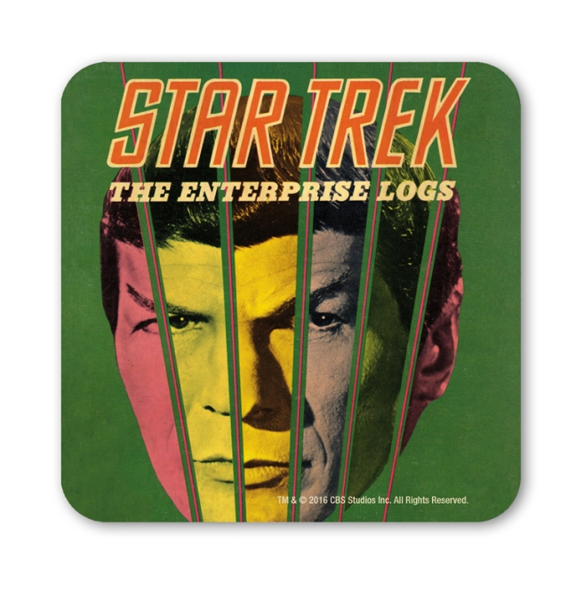 Star Trek-Spock-The Enterprise