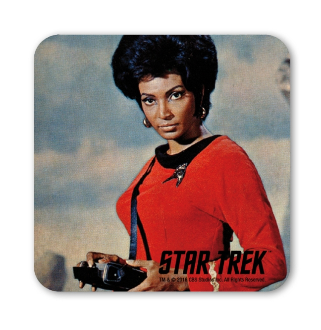 STAR TREK - UHURA WORKS farbig | OS