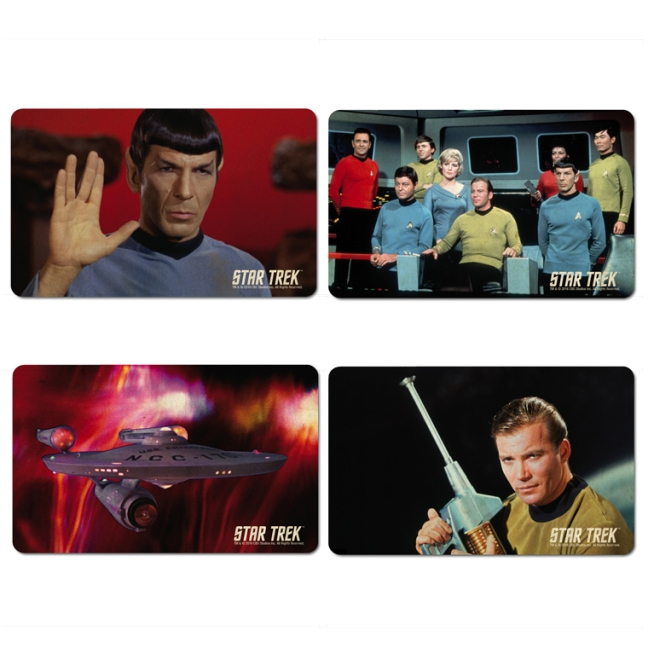 STAR TREK 1- SET