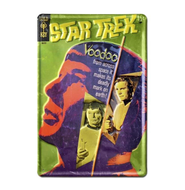 STAR TREK - VOODOO