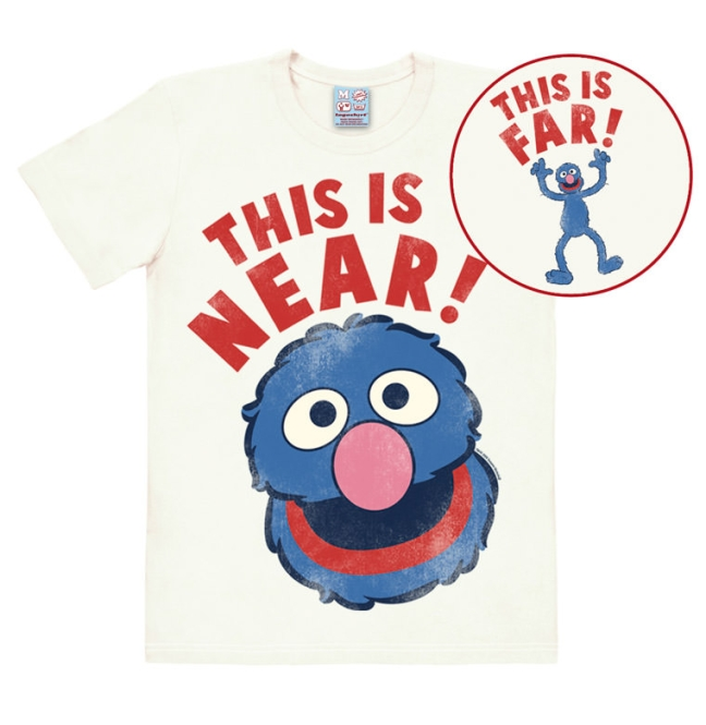 SESAME ST. - GROVER- NEAR/FAR