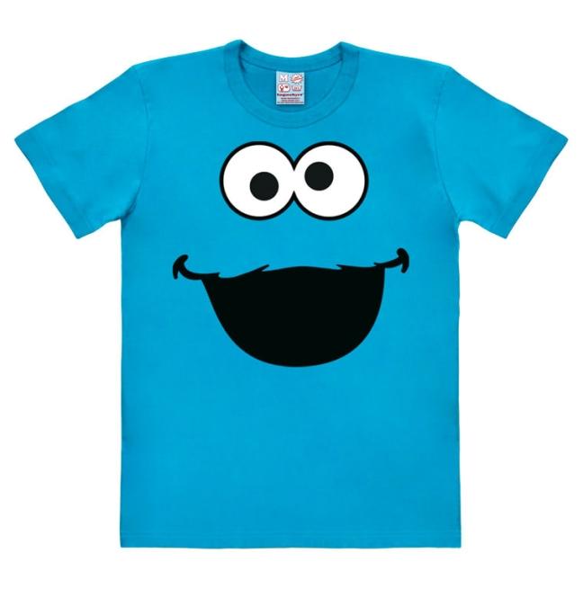 Sesame St.-Cookie Monster-Face