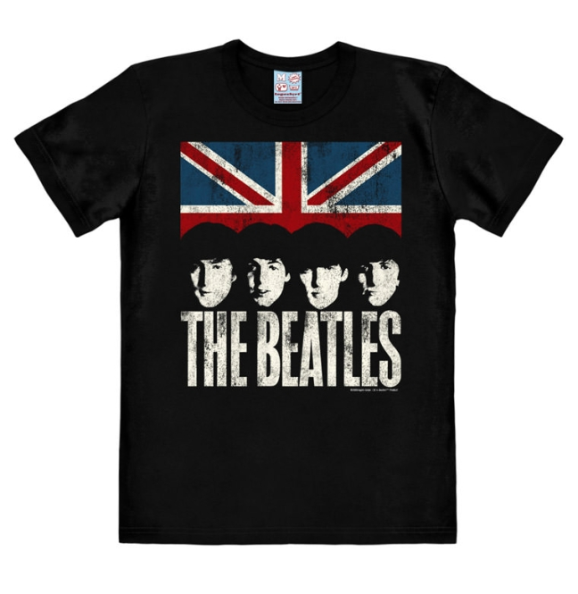 THE BEATLES - VINT. UNION JACK