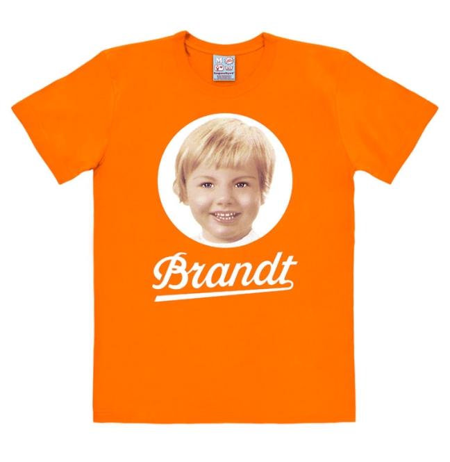 Brandt 70s bright orange | L