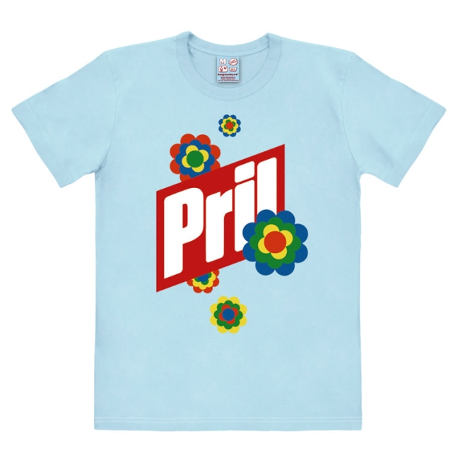 PRIL light blue | L
