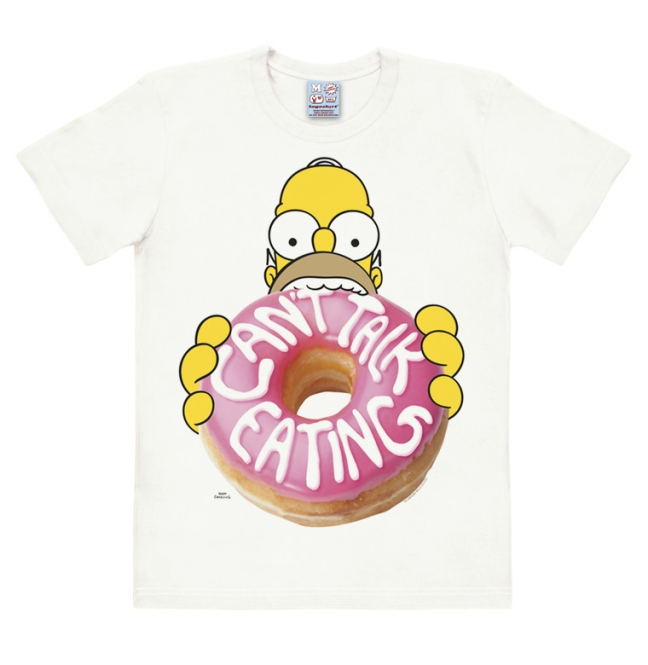 THE SIMPSONS - HOMER - DONUT