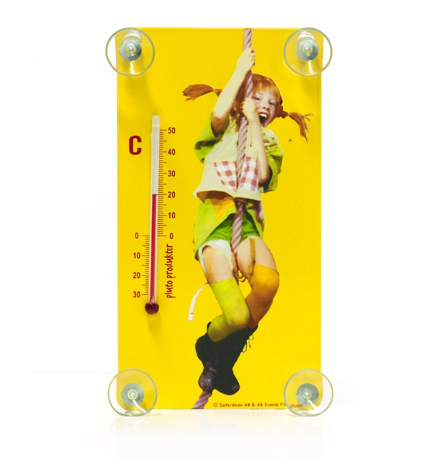 TE016 Thermometer Pippi Rope