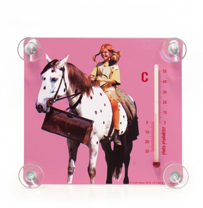 TE012 Thermometer Pippi Horse