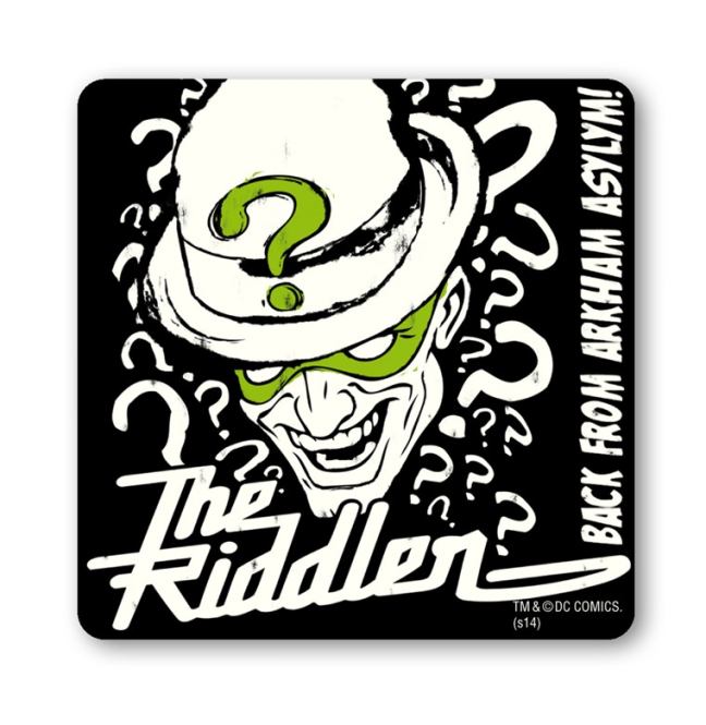BATMAN - THE RIDDLER