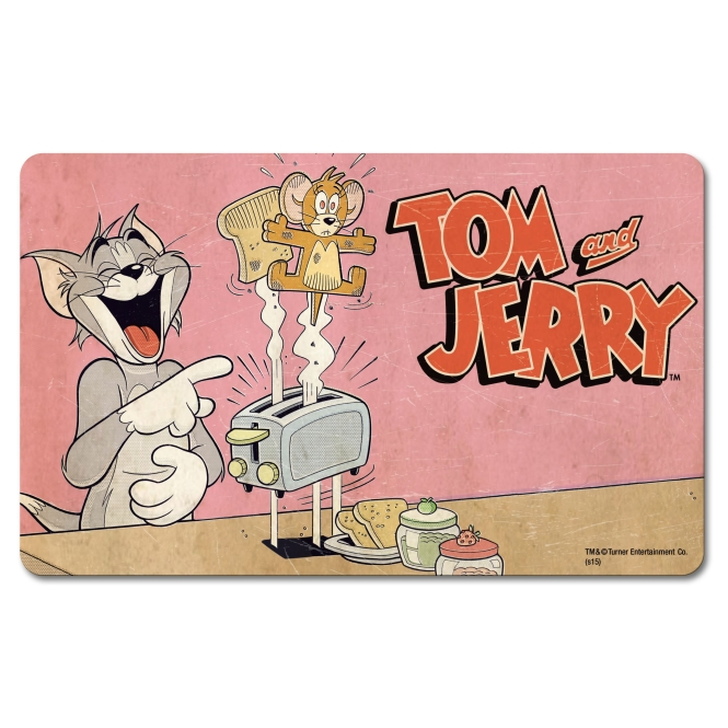 TOM AND JERRY - JERRY TOASTED