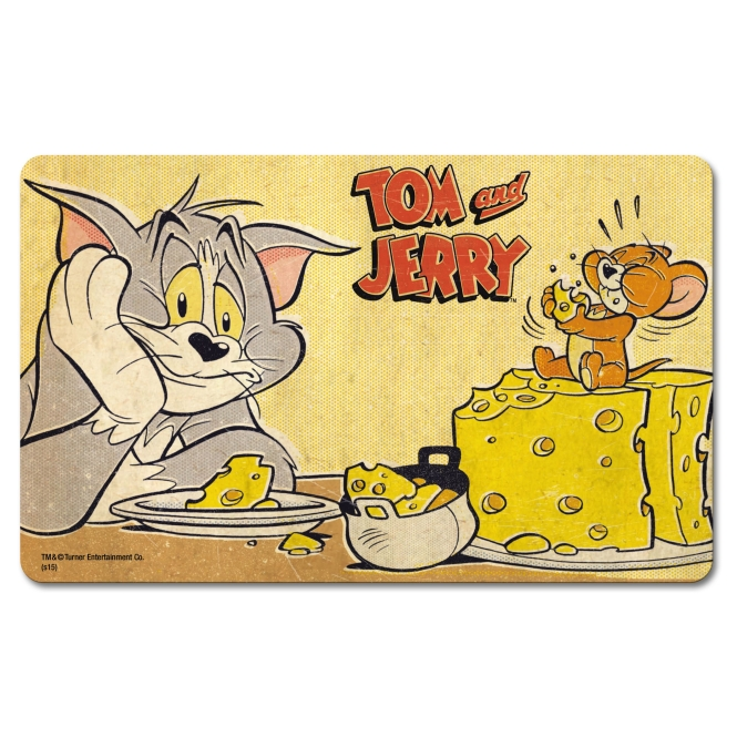 TOM AND JERRY - CHEESE