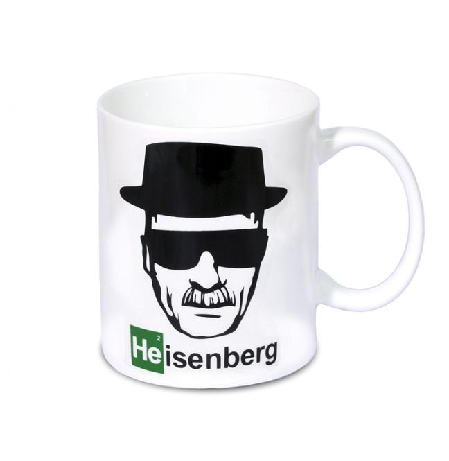 Heisenberg farbig | OS