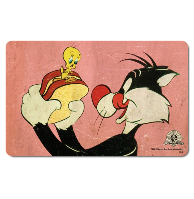 LOONEY TUNES - TWEETY SANDWICH