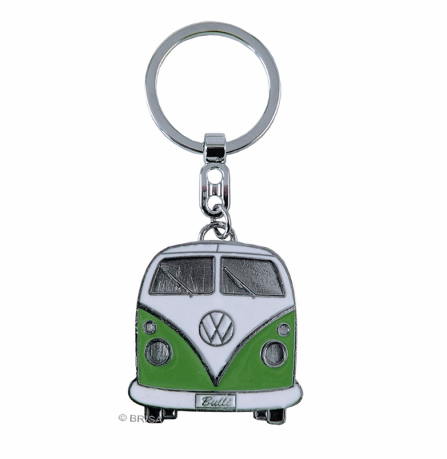 Bulli Schlüsselanhänger BUKH03 green | OS