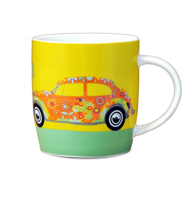 VW KÄFER KAFFEEBECHER BETA01