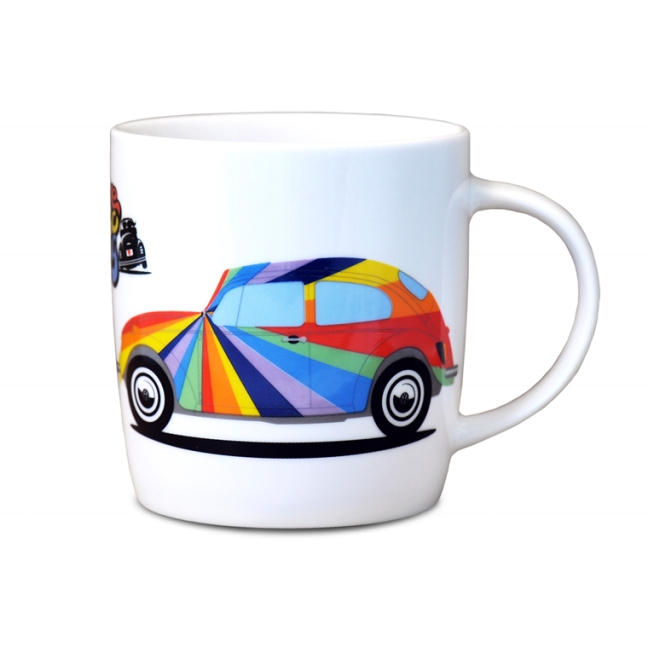 VW KÄFER KAFFEEBECHER BETA02
