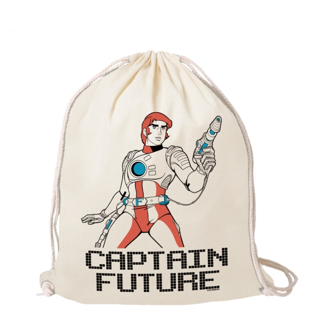 CAPTAIN FUTURE GYMBAG