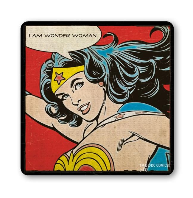 DC - WONDER WOMAN - I AM WONDE