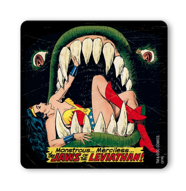 DC - WONDER WOMAN - JAWS