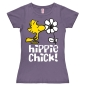 PEANUTS - HIPPIE CHICK