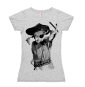 PIPPI - PIRATE grey-melange | M