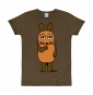 MAUS mustang brown | XL