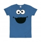 SESAME ST.FACES-COOKIE MONSTER