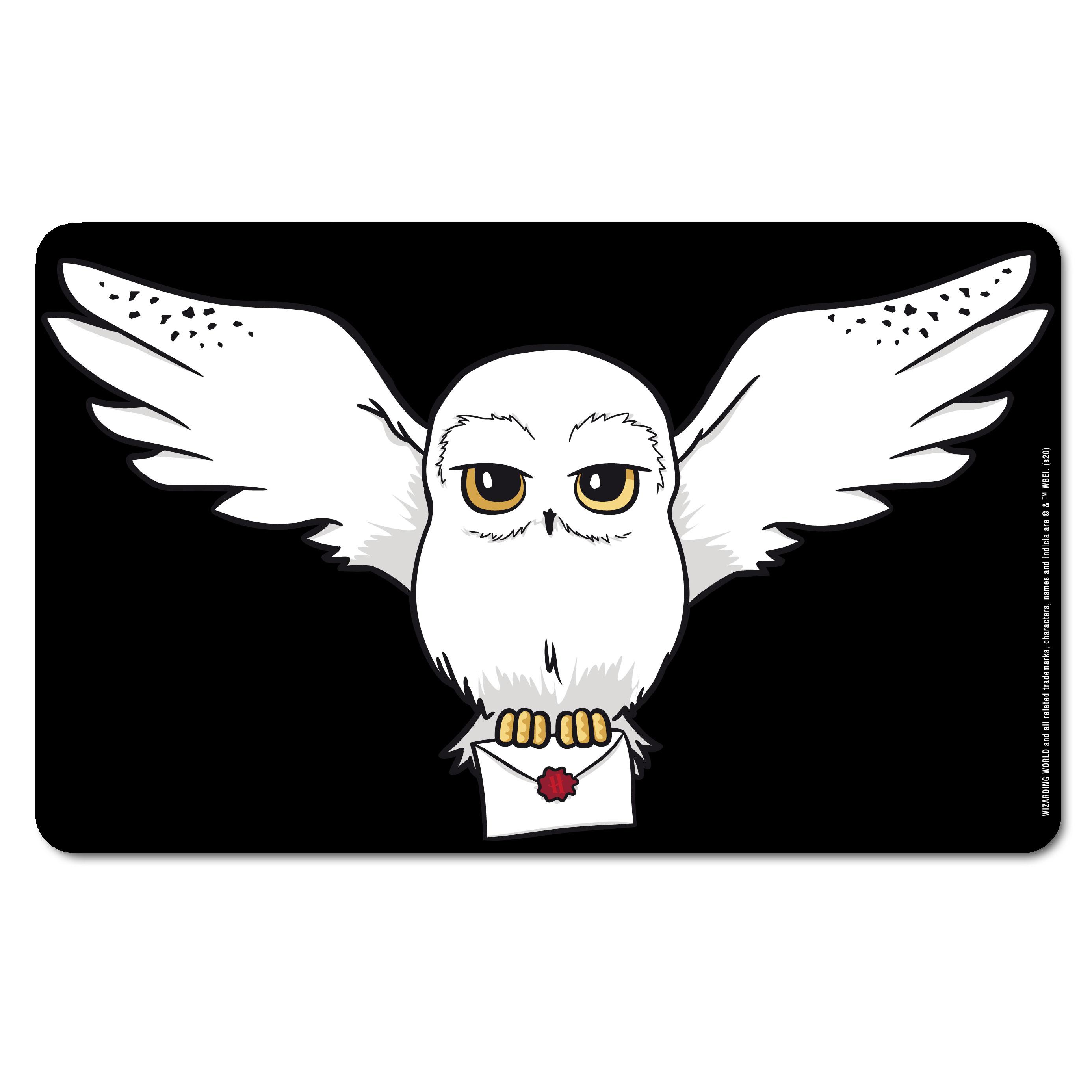 Hedwig Brief Harry Potter Fruhstucksbrettchen Harry Potter Hedwig Letter