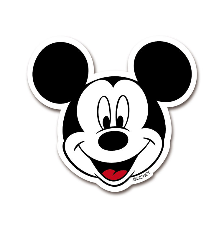 Kühlschrankmagnet Mickey Mouse - Disney - Portrait Disney - Mickey ...