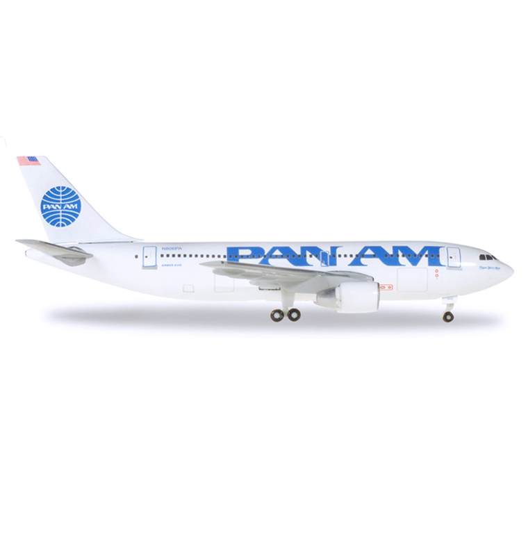 Pan Am - Airbus - A310-200 - Clipper Betsy Ross - 25 Years