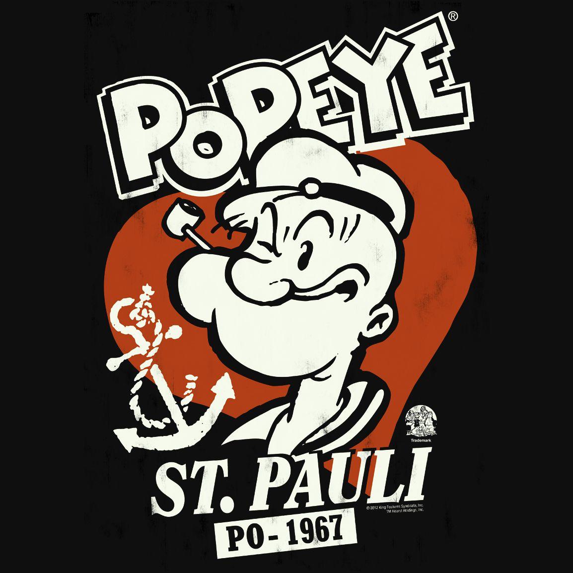 Popeye Der Seemann