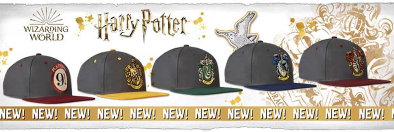 Logoshirt Shop - Harry Potter Snapback Caps