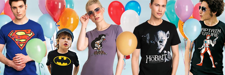 Logoshirt Shop T-Shirts